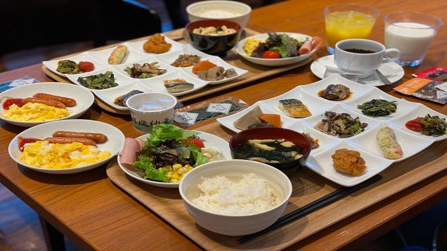 (新)朝食2人セット②
