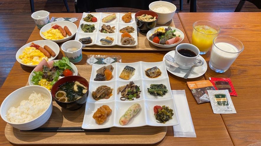 (新)朝食2人セット①