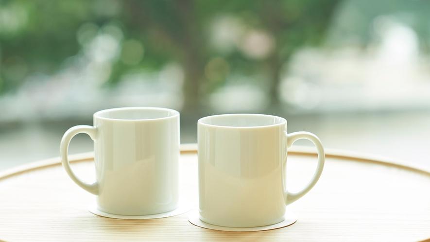 【客室内備品】マグカップ