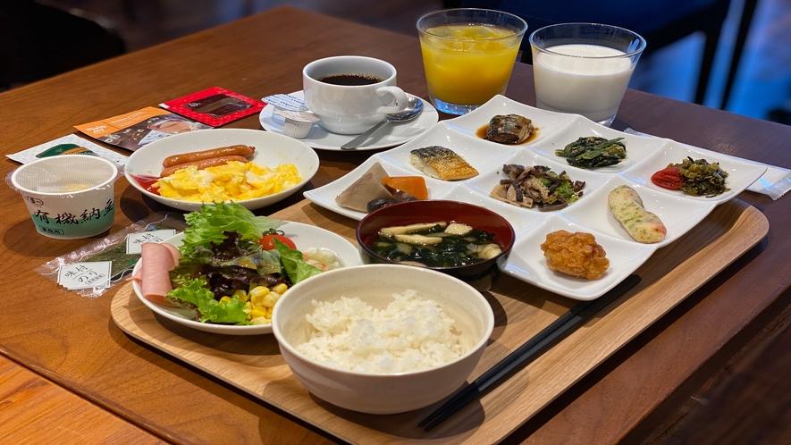 (新)朝食1人セット①