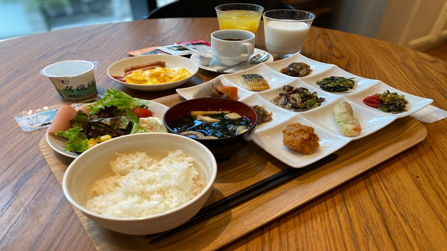 (新)朝食1人セット②