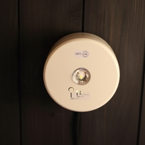 旅館業法取得宿です。警報機
