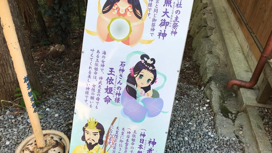 石神さん(神明神社)⑧
