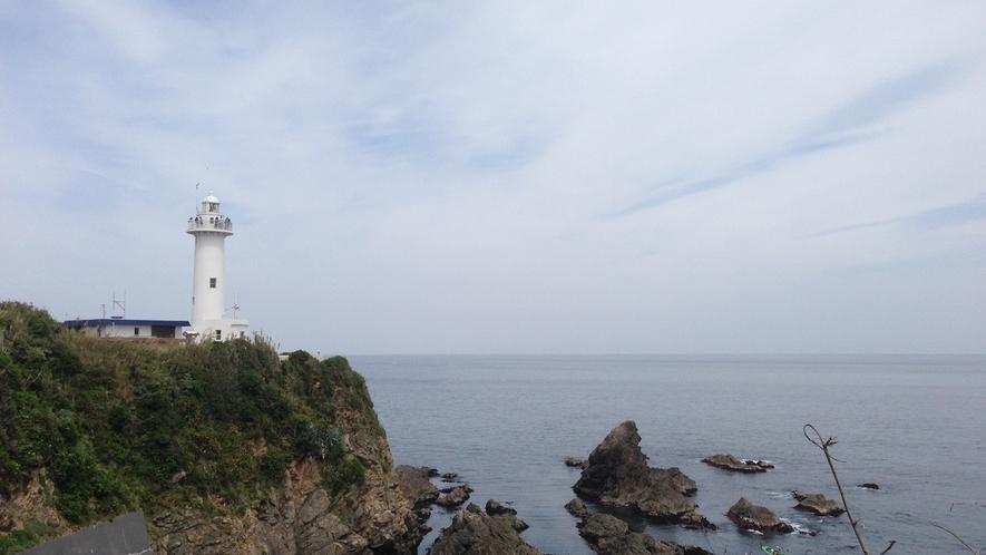 大王崎灯台②