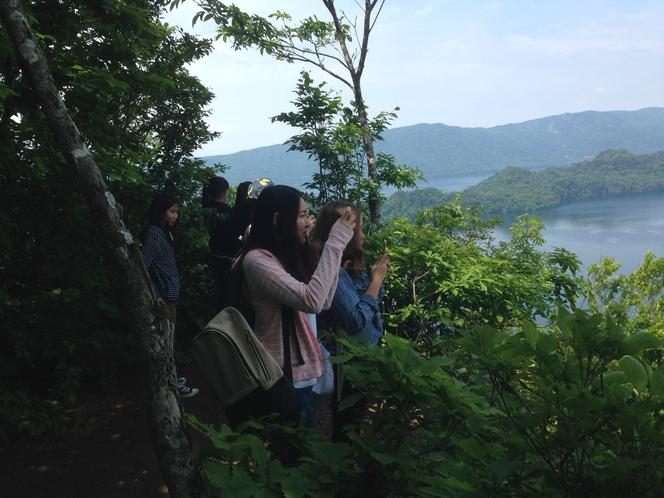 旧カンコ台のタイ人の女の子達