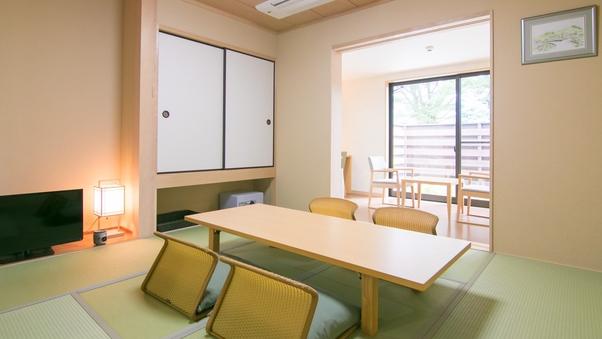 やぶきた —和室1間、広縁付きのお部屋—