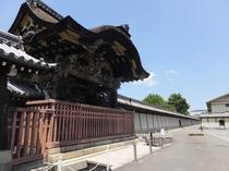 世界遺産 西本願寺