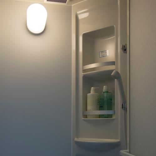 ドミトリー専用のシャワールーム