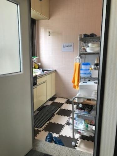コンドミニアム専用キッチン
