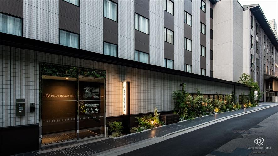 ホテル外観_横