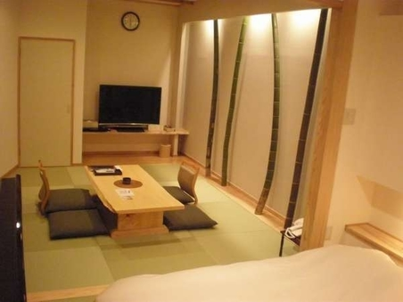 桧風呂付き客室【禁煙 1名様部屋】