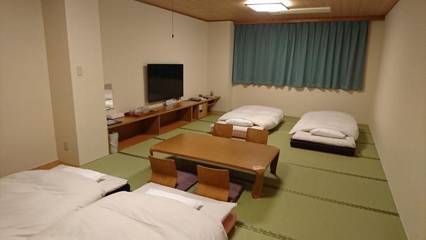 和室3〜4名部屋【禁煙】