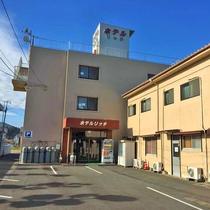 【外観】日南市の中心にありアクセスも便利!