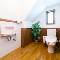 *【別館ゲストハウス】共有トイレ