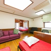 *【別館ゲストハウス】キッチン付き洋室(2~6名)