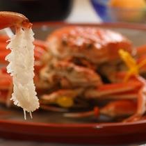 ぷりっぷりの蟹
