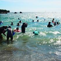 夏休み!海水浴