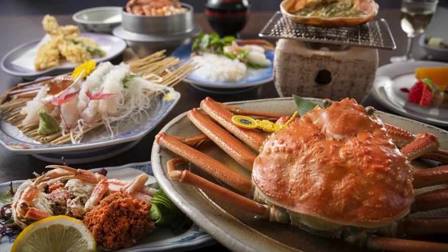 蟹を食べるためだけにぜひ福井へ!きっとご満足頂けます!