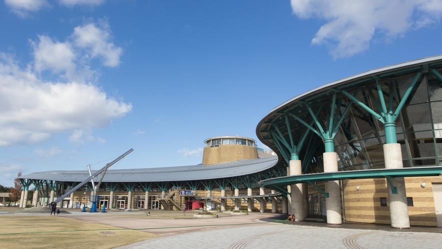 エンゼルランドは科学について遊びながら楽しく学べる公共施設です