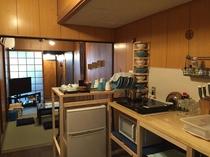 キッチン・和室