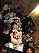 たこ焼きパーティ
