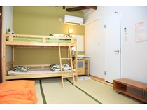 room7 ファミリータイプ5人部屋