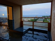 大浴場 「海峡の湯」