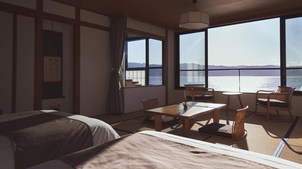 和室とベッドのある寛ぎの空間【スタンダードタイプ】