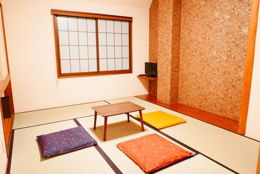 Japanese ensuite room 6畳和室