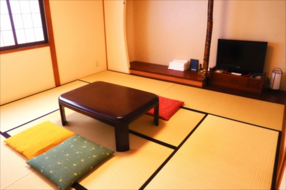 Experience Japanese style room