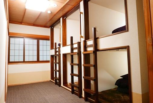 6 bed Dormitory 男女混合6ドミトリー
