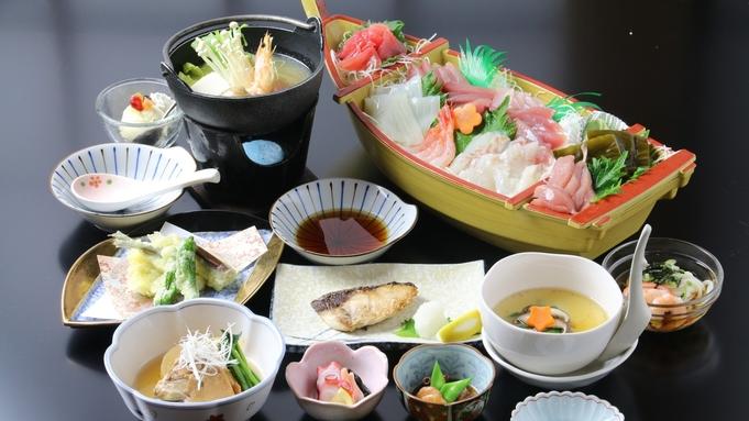 【リーズナブル】『海浪漫』お得に楽しむ♪富山湾の味めぐりプラン[1泊2食付]