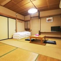 客室 和室12畳「かたかご」