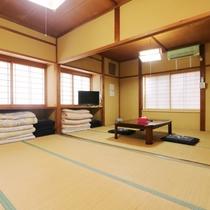 客室 和室12畳「竹の間」