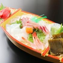 ☆料理 夕食 舟盛り