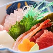☆料理 一例 刺身