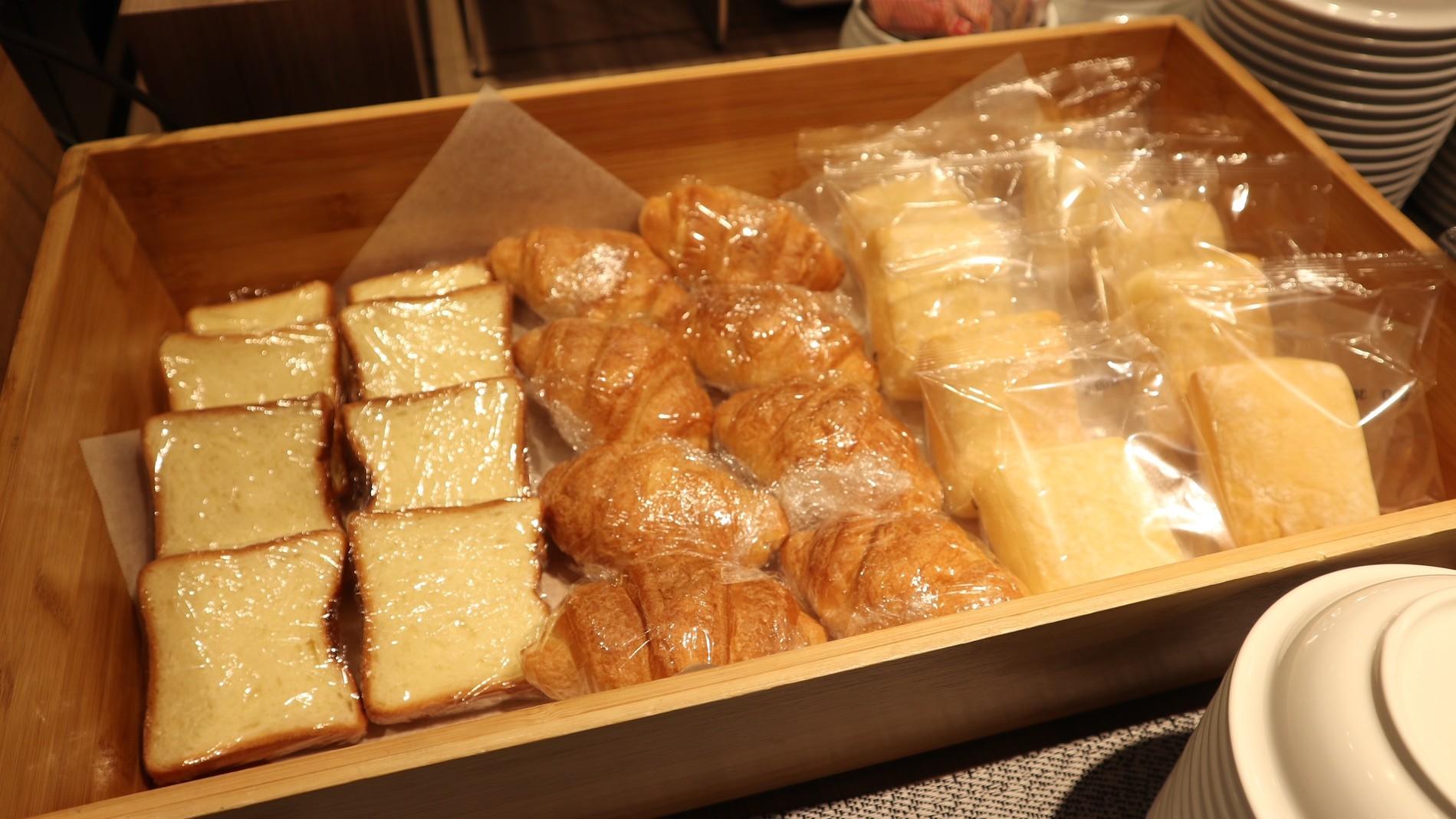 ◆パン各種(デニッシュ・クロワッサン・ミルクパン)