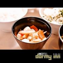 ◆朝食 味噌汁