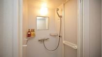 ◆客室シャワーブース