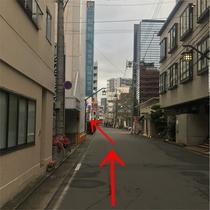【お車でお越しのお客様へ②】長電長野パーキング入口