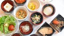 ◆小鉢横丁(1Fレストラン:6:30~9:30 L.O9:00)