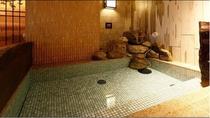 【天然温泉大浴場◆強冷水風呂】(約13℃)