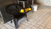 ◆ととのい椅子(内湯)
