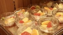 ◇日替わり小鉢 フルーツ