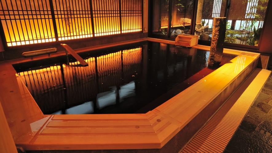 ◇男性 内風呂(湯温40~41℃)