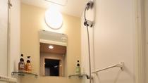 ◇2階ツインルームのシャワーブース