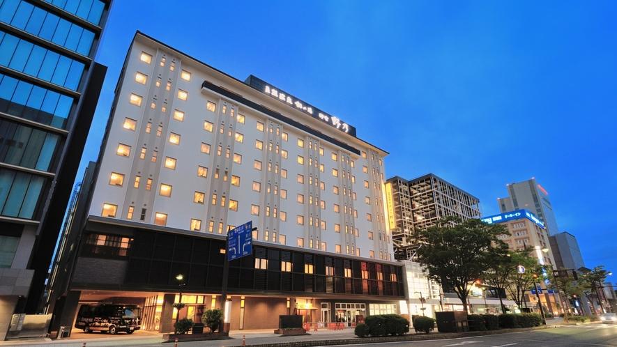 ◇ホテル外観