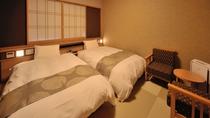◇2階ツインルーム 21平米 (110×195センチ)