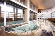 ひすい露天風呂1