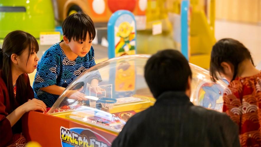 *【お祭りランド ゲームセンター(一例)】ファミリーみんなで楽しめます!